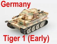 36211 1/72 Trumpeter Model German Tiger 1 (Early)-sPzAbt.508 1943 Armored Car