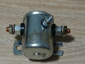 Cessna Solenoid 24v (NEW OLD STOCK) P/N  S1580A1