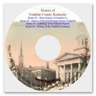 Franklin County Kentucky History + Kentucky History