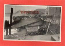 More details for storm damage (c) at sidmouth devon 1925 rp pc unused ref u521