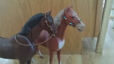 MARX Johnny West Thunderbolt horse custom  bridle halter set no horse