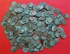 Silver Medieval Coins Sweden Solid, Schilling Big set 260 Pieces!!!