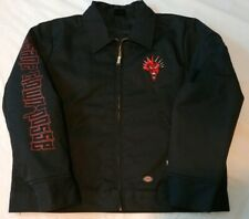 NEW INSANE CLOWN POSSE ICP FEARLESS FRED FURY DICKIES JACKET SIZE 3XL FFF COAT