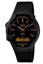 NEU Casio Schwarz Herren Armbanduhr CASIO Collection AW-90H-9EVEF_DE