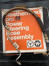 1970-71 Ford Fairlane Torino Falcon Montego Comet Power Steering Pressure Hose