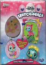 2018 Topps Hatchimals Trading Cards Retail Box 24 Packs