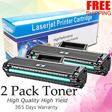 2PK MLT-D104S Toner For Samsung 104 ML1665 ML1666 ML1667 ML1675 ML1865W ML1661
