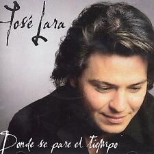 NEW - Donde Se Pare El Tiempo by Lara, Jose