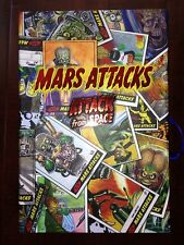 2013 IDW Mars Attack Deluxe Hardcover RED Label IDW Limited Release #60/250