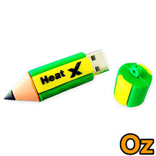 Pencil USB Stick, 16GB 3D Cartoon Quality Chip Flash Drives WeirdLand