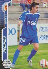 N°175 REDONDO # GETAFE.CF TRADING CARD PANINI MEGACRACKS LIGA 2006