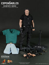 """BARNEY ROSS SYLVESTER STALLONE THE EXPENDABLES 12"""" FIGUR HOT TOYS"""