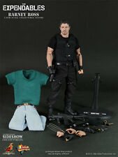 """Barnes Ross Slvester Stallone The Expendables 12"""" Figur MMS138 Hot Toys"""