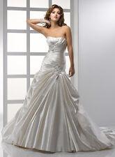 "New Original "" Sottero & Midgley"" Couture wedding gown-Size 14/ Ivory"