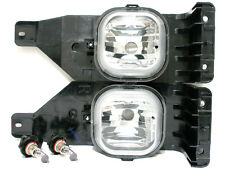 For 05-07 F250 F350 F450 Super Duty Pickup Truck Fog Light Lamp RL Pair W/B New