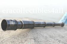 Vintage Nautical Telescope Brass Pirate Spyglass Scope Collectible Marine Scope.