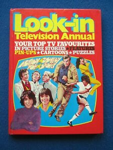 Look-In  Annual   1977 - In VG condition