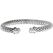 Sterling Silver Raspberry Cuff Bracelet