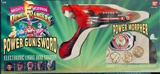 1993 Mighty Morphin Power Rangers Power Gun/Sword Power Morpher