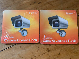 Synology - Camera License Pack : 2 Licences