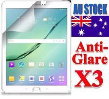 3x Anti-Glare Matte Screen Protector Film For Samsung Galaxy Tab S2 S3 8.0 9.7