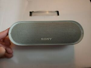 Sony SRS-XB20 Portable Water-resistant  Bluetooth Speaker Extra Bass (WHITE)