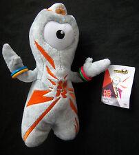 Orig.Maskottchen   Olympische Spiele LONDON 2012 - WENLOCK / 22 cm - mit Etikett