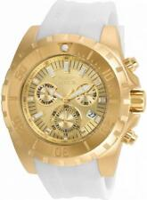 Invicta Pro Diver 24927 Men's Round Chronograph Date Analog Gold Tone Watch