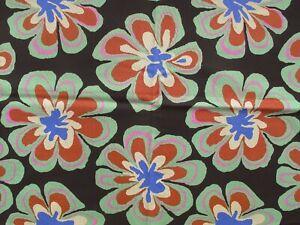"Rowan: Cotton Patchwork Fabrics: Brandon Mably:  'Flora'  1/2yd  x 44""   BM11"