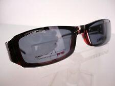 Aspex Magnetic Clip EC 121 (030) Burgundy 49 x 16  135 mm Eyeglass Frames