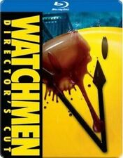 Watchmen 0883929332052 With Jackie Earle Haley Blu-ray Region a