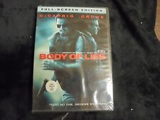 "USED DVD  ""Body Of Lies"""