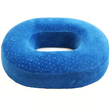 Orthopedic Ring Cushion Made From Memory Foam, Donut Cushion For Relief Of Piles