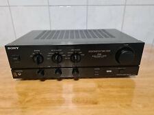 Sony TA-F210 Integrated Stereo Amplifier HiFi Verstärker 4 Kanäle / Schwarz