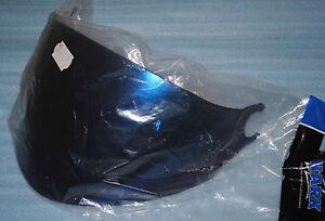 "visière écran SHARK ""Iridium blue"" pour casque Jet Shark SK neuf"