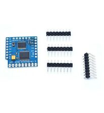 Motor Shield For WeMos D1 mini I2C Dual Motor Driver TB6612FNG (1A) V1.0.0 M85