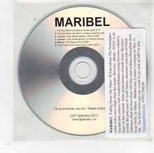 (FV909) Maribel, Falling Down The Stairs - 2012 DJ CD