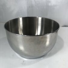 General Electric Stainless Steel Mixing Bowl 8 1/2 inch