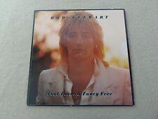 """Rod Stewart """"Foot Loose & Fancy Free"""" Album LP 1977 Warner Bros #BSK-3092"""