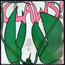CLAWS! - Phase Three Of The Throbbing Lobster... - US LP 1985 - Boston Bands