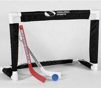 Mini Hockey Tor Set Sidelines