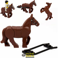 LEGO Horse & Hitching | All parts LEGO