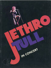JETHRO TULL 1975 WAR CHILD TOUR CONCERT PROGRAM BOOK Programme