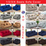 Stretch Sofa Cover Couch Lounge Recliner Chair Slipcover Protector 1 2 3 Seater