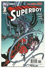 Superboy #1 Unread Near Mint First Print New 52