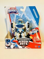 Transformers Rescue Bots -  QUICKSHADOW / QUICK SHADOW - Girl Bot - Car - Rare!!