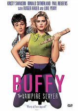 Buffy the Vampire Slayer (DVD, 2005, Sensormatic) NEW