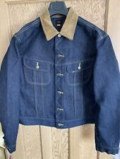 The Real McCoys Lee 101-LJ Storm Rider Jacket Size 44/XL