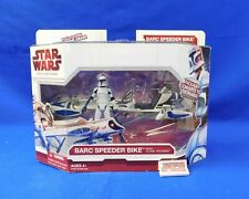 BARC Speeder with Clone Trooper Figure Star Wars Clone Wars 2009 Hasbro Sealed