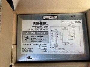 KOHLER 93140 TRANSFORMER ASSEMBLY FOR MasterShower K-74/K-75